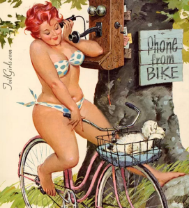 Hilda, America's forgotten and beautifully buxom pin-up girl