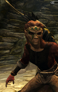 Skyrim is probably only a real game if you play on Master and use mods
