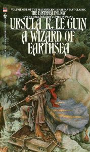 A (dedicedly non-white) Wizard of Earthsea