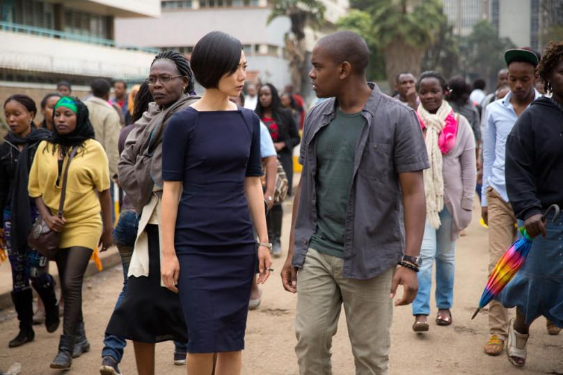 Have you watched Sense8 yet? If not go watch it immediately and help ensure that Netflix makes at least five more seasons RIGHT AWAY.