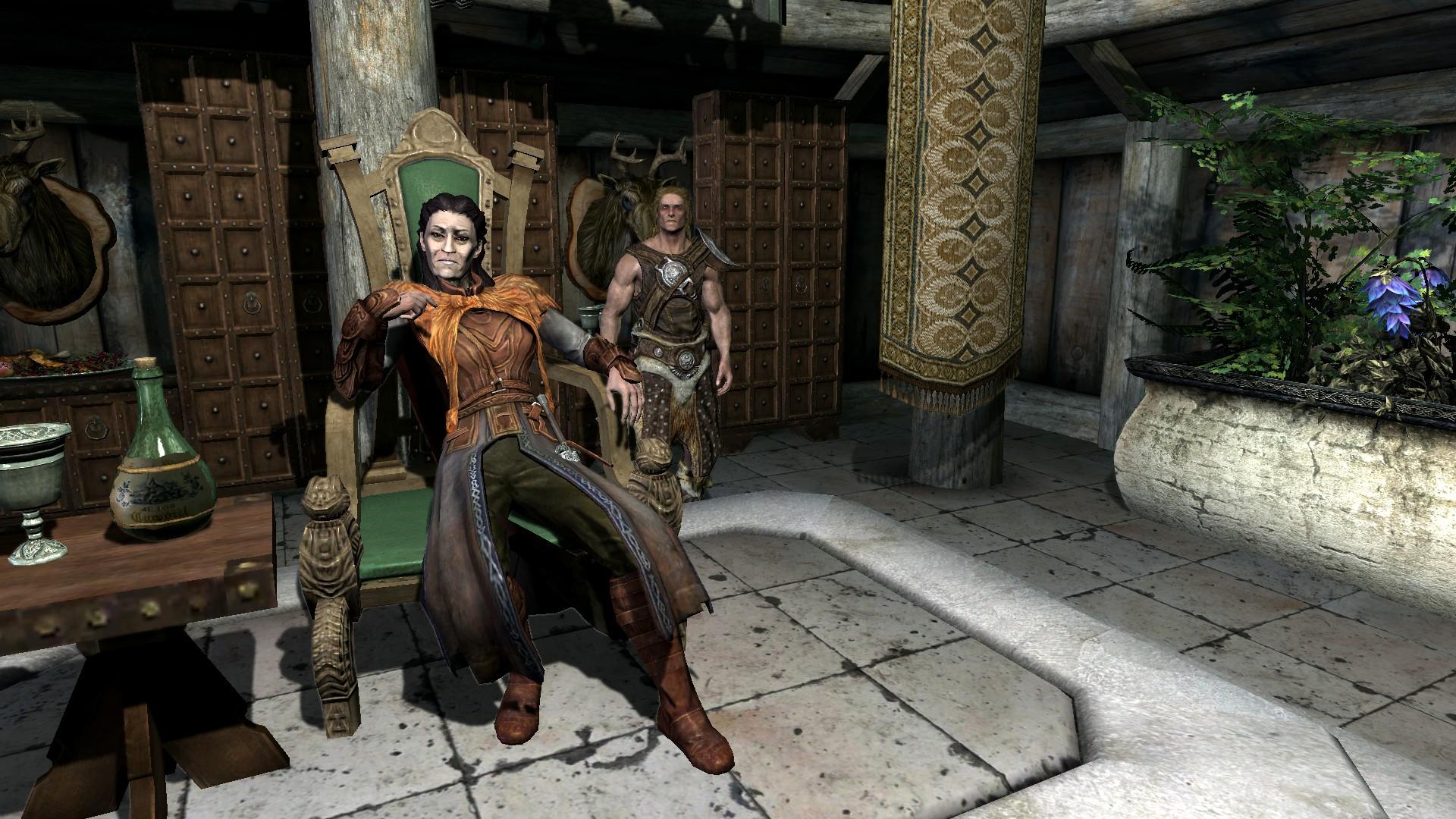 Skyrim aela the huntress conquered part